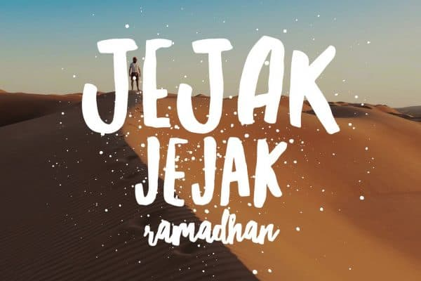 Jejak Jejak Ramadhan