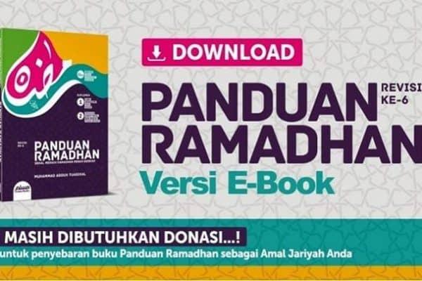 Download PDF Buku Panduan Ramadhan