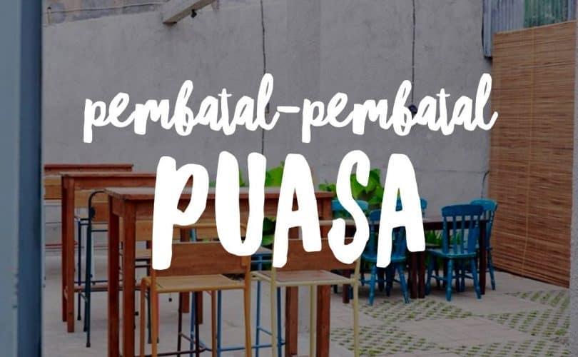 Pembatal Puasa